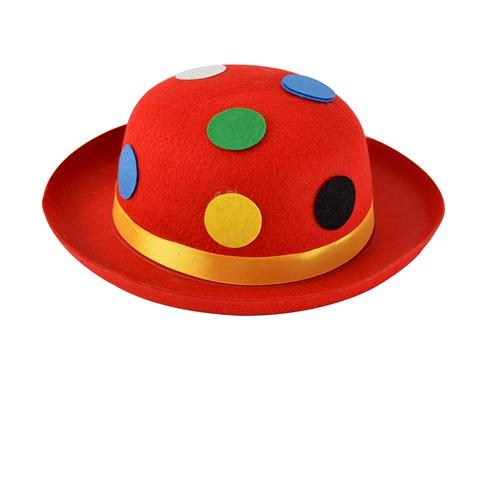 Partisepeti Kırmızı Puanlı Şapka