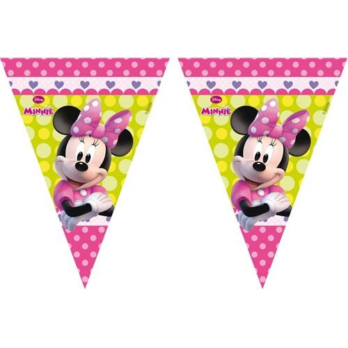 Partisepeti Minnie Mouse Bayrak Afiş