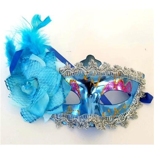 Balo Maskesi - Mavi