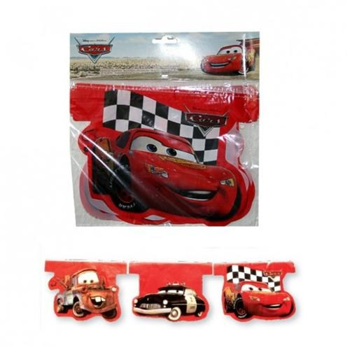 Cars Bayrak Set