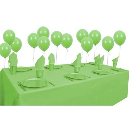 Partisepeti Yeşil Doğum Günü Parti Seti