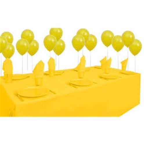 Sarı Doğum Günü Parti Seti