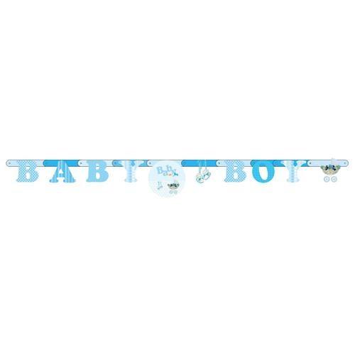 Partisepeti Baby Boy Banner