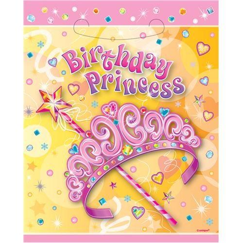 Partisepeti Birthday Princess Parti Çantası