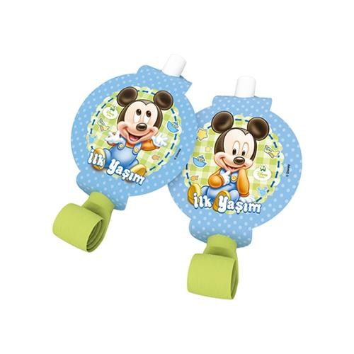 Partisepeti Baby Mickey Mouse Kaynana Dili