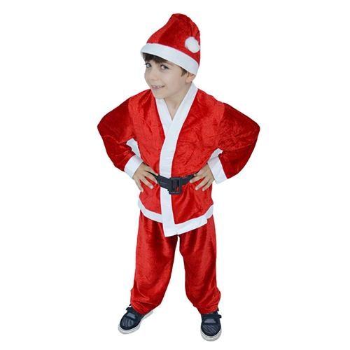 Partisepeti Noel Erkek Çocuk Kostüm