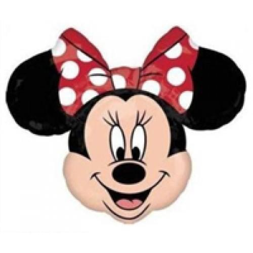 Partisepeti Minnie Fashion Folyo Balon
