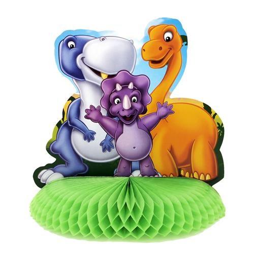 Partisepeti Sevimli Dinozorlar Masa Orta Süsü