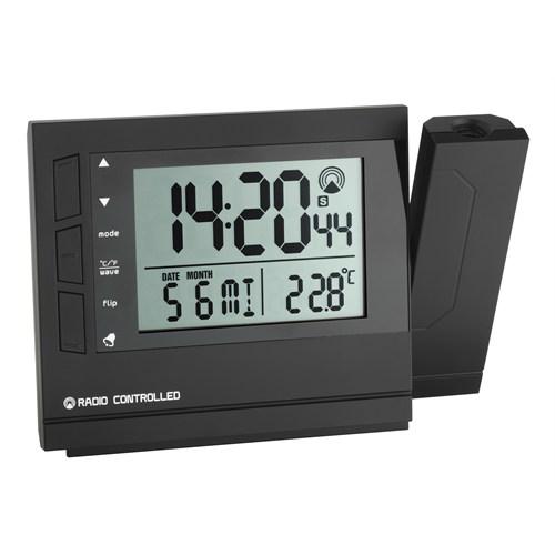 Projektörlü Saat Ve Sıcaklık Ölçer