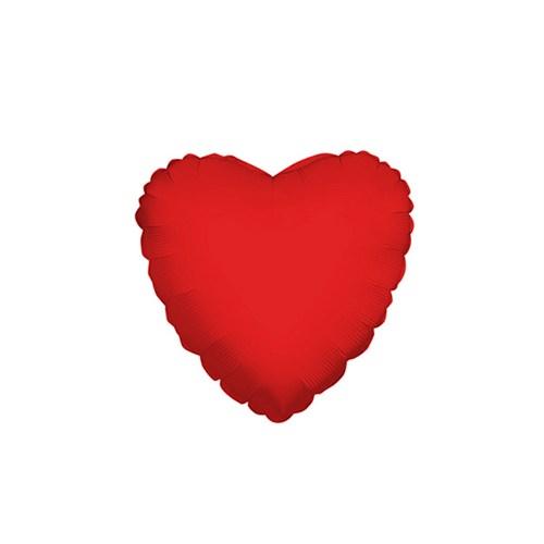 KullanAtMarket Kırmızı Kalp Folyo Balon 45 Cm