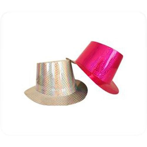 KullanAtMarket Parlak Fötr Şapka