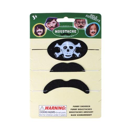 KullanAtMarket Göz Maskeli Korsan Bıyık Set