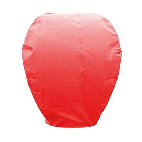 KullanAtMarket Kırmızı Dilek Feneri