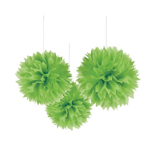 KullanAtMarket Yeşil Ponpon Süs