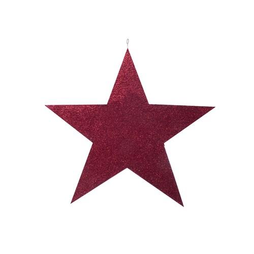 KullanAtMarket Kırmızı Yıldız 27 Cm
