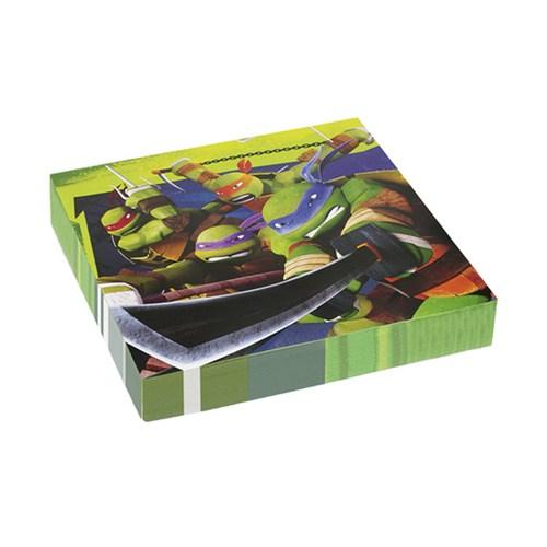 KullanAtMarket Ninja Turtles Peçete