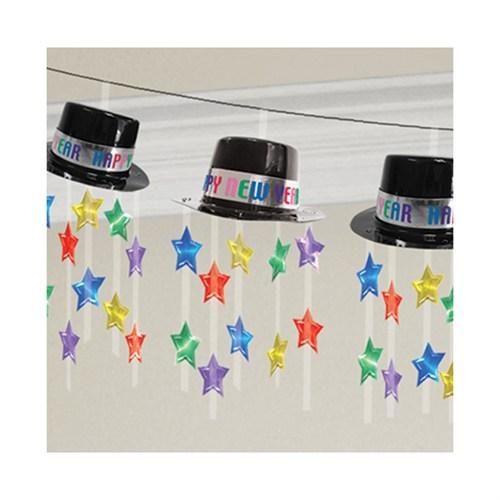 KullanAtMarket Yeni Yıl Şapkaları Tavan Süsü