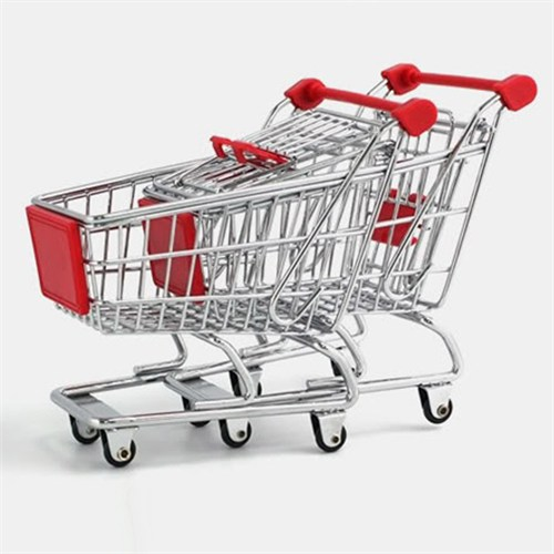 Hardymix Mini Alışveriş Arabası Kalemlik