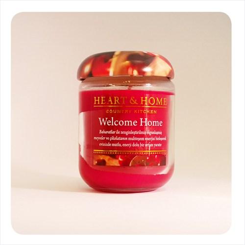 H&H Büyük Mum Welcome Home