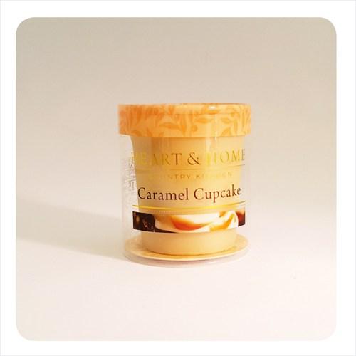 H&H Votive Mum Caramel Cupcake