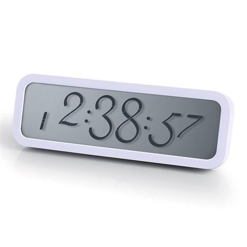 Lexon Script Clock S Masa Saati