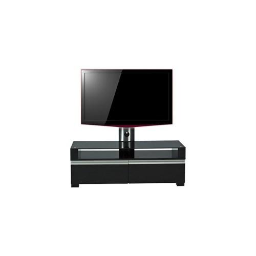 Achill Hg 1200 A Siyah Askılı Tv Sehpası 32''-55''