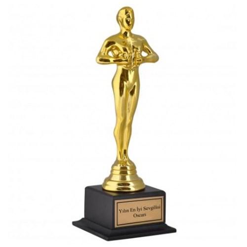 Hardymix Sevgililer Günü Özel Oscar Heykeli-Yılın En İyi Sevgilisi Oscarı