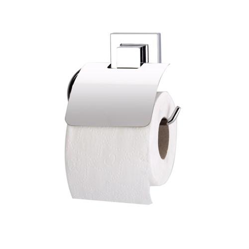 Teknotel EasyFIX Yapışkanlı Kapaklı Tuvalet Kağıtlık