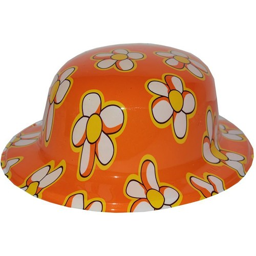 Pandolipapatya Desenli Plastik Şapka