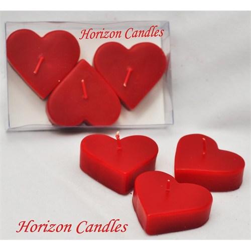 Horizon Kalp Mum 3Lü Kutulu