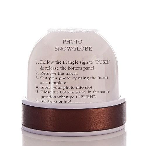Nektar Wb-2398Pu Brown Kahverengi Şeritli Kar Küresi