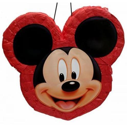 Mickey Pinyata + Sopası