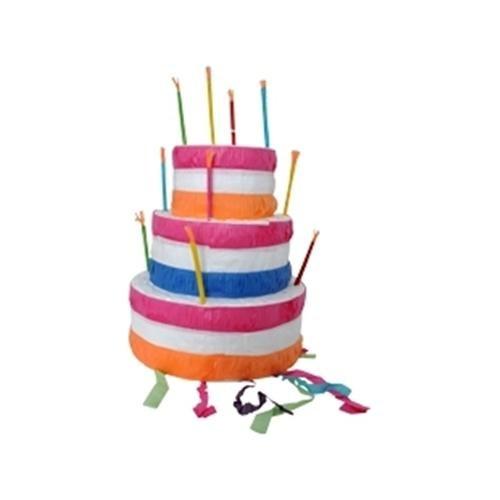 Doğumgünü Pastası Pinyata + Sopası