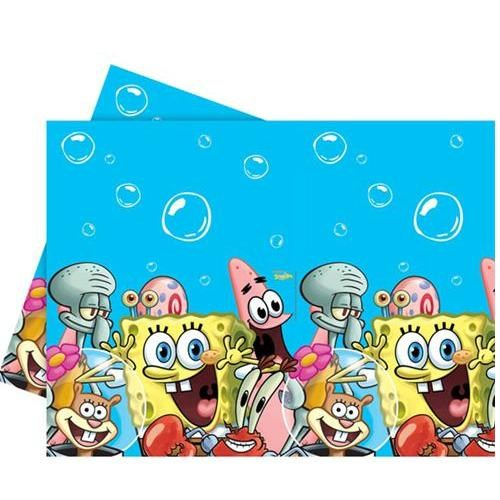 Partisepeti Sponge Bob Amerikan Servis