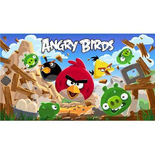 Partisepeti Angry Birds Amerikan Servis