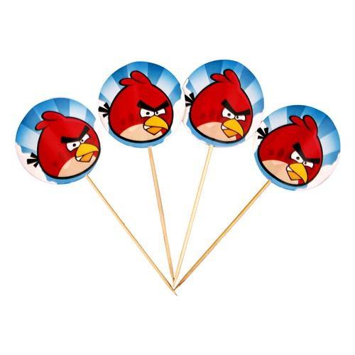 Angry Birds Kürdan Süs