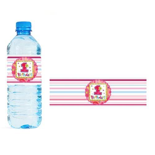 1 Yaş Kız Su Şişesi Bandı