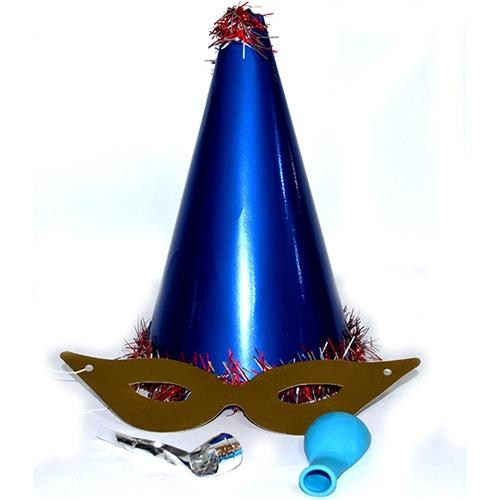 Partisepeti Yılbaşı Katyon Şapka / Lacivert
