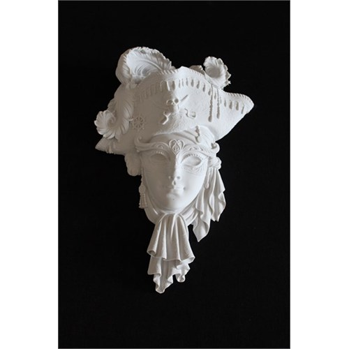 Hobi Polyester Maske Duvar Süsü