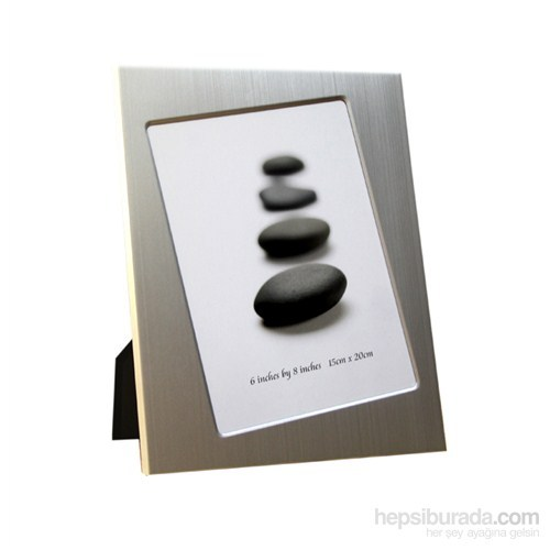 Metal Fotoğraf Çerçevesi-Silver