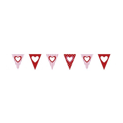 KullanAtMarket Kalpli Bayrak Afiş