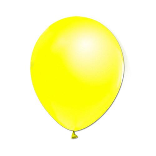 KullanAtMarket Metalik Sarı Balon