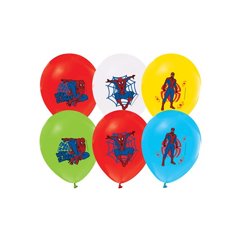 KullanAtMarket Spiderman Balon