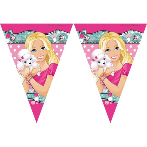 Barbie Bayrak Seti