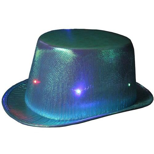 Pandoli Işıklı Parti Şapkası Mavi