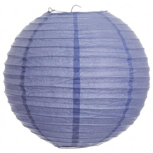 Pandoli Çin Feneri Asma Süs Violet Renk 35 Cm