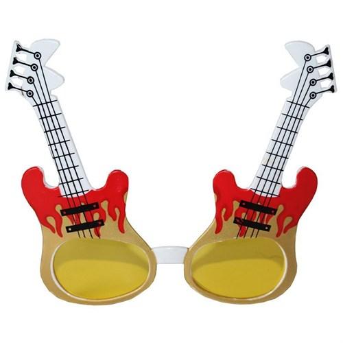 Pandoli Şeffaf Gitar Gözlüğü