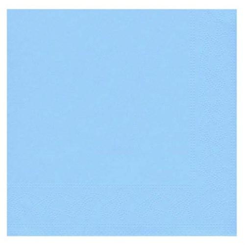 Pandoli Mavi Renk 50 Adet Kağıt Parti Peçetesi 33 Cm