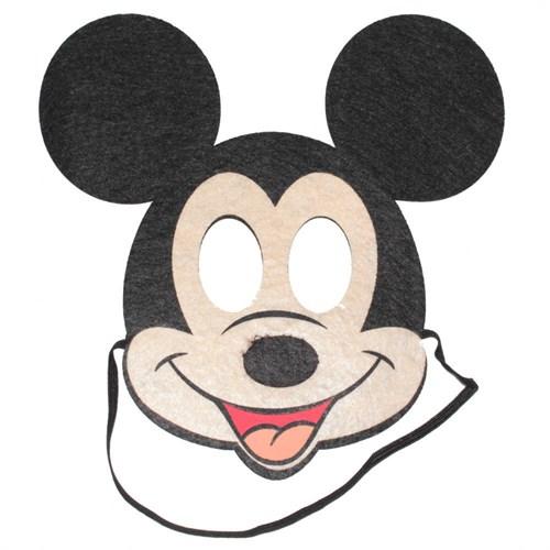 Pandoli Mouse Fare Maskesi Keçe Kumaş