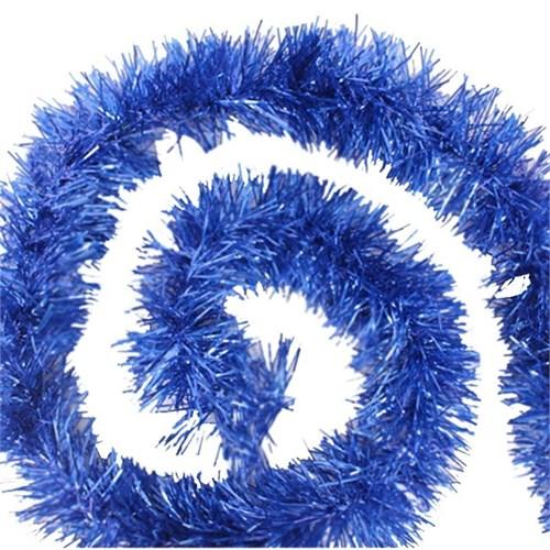 Pandoli 2 Metre Parti İçin Mavi Sim Süs 6 Cm